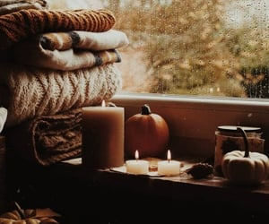 aesthetic, cozy, and fall image
