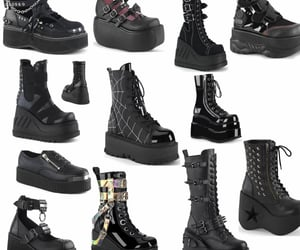 archive, boots, and platforms image