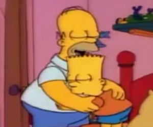 bart, father, and homer image