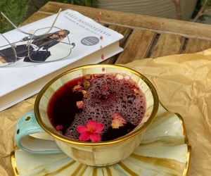 cup, fashion, and tea image