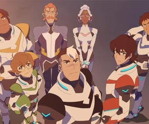 selfie and Voltron image