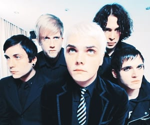 music and my chemical romance image