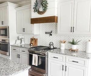 decor, white, and style image