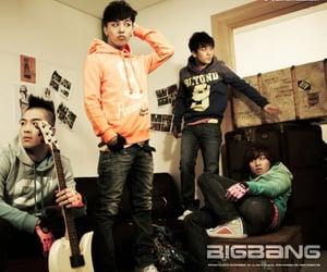 daesung, yg, and g-dragon image