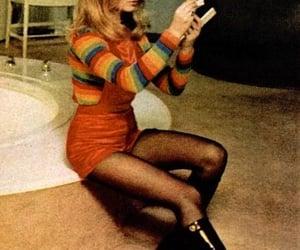 70s, retro, and vintage image