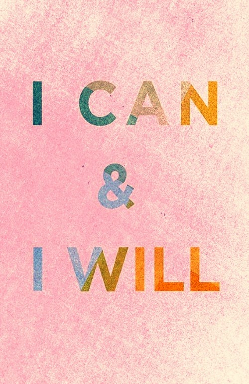 quotes, i can, and will image