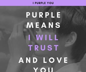 army, purple, and thoughts image