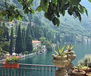 Villa's in Lake Como are DREAMY
