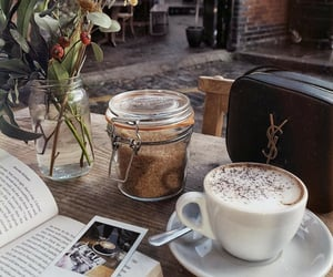 coffee, morning, and coffee shop image