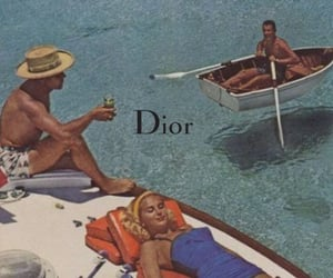dior, aesthetic, and brand image