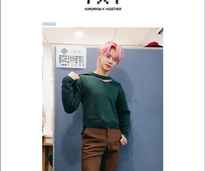 pink, pink hair, and txt image