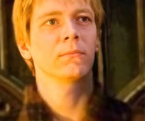 gryffindor, red, and fred weasley image