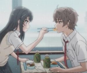 anime and couple image