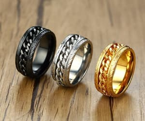 fashion, jewellery, and mens wear image