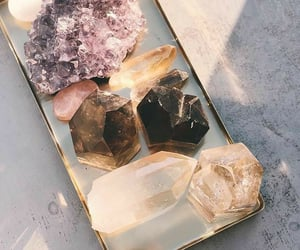 crystal and stone image