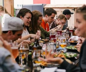 beer, culture, and food image