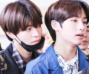 couple, yuta, and yuwin image