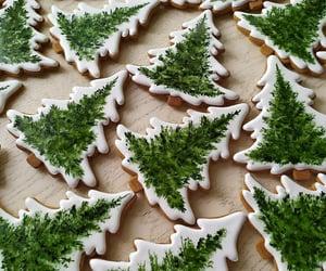 christmas, Cookies, and galletas image