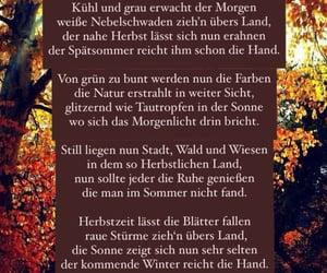 autumn, deutsch, and november image
