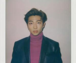 korean, bangtan boys, and rm image