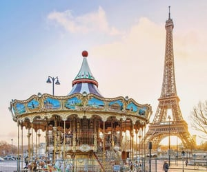foto, photography, and torre eiffel image