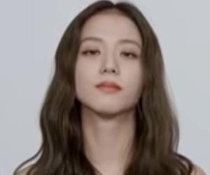icon, jisoo, and kpop mugshot image