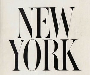 new york, nyc, and words image