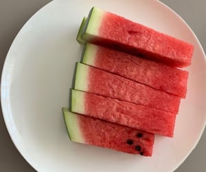 drink, food, and watermelon image