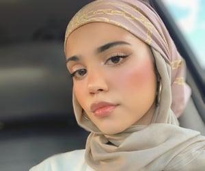 girl, girls, and hijab image