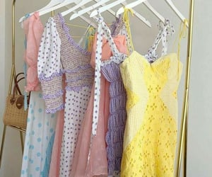 dress, aesthetic, and clothes image