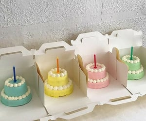 bakery, cakes, and birthday image