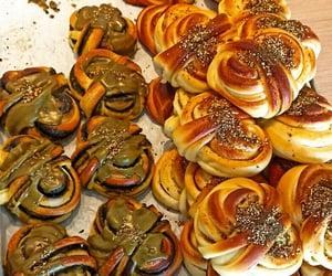 aesthetic, yummy, and bakery image