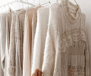 beige, cute, and clothes image