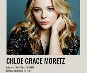 chloe moretz, minimalist poster, and alternative minimalist image