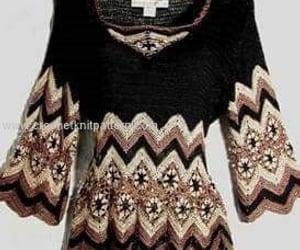 beautiful, blouse, and diy image