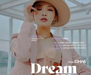 dream of you, chungha, and kim chungha image