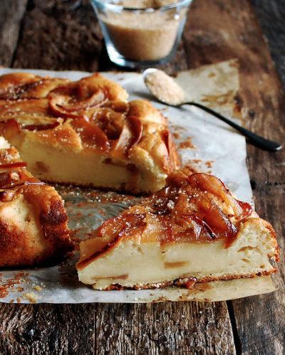 apple, applepie, and cake image