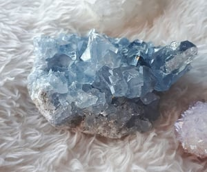 crystal, crystals, and occult image
