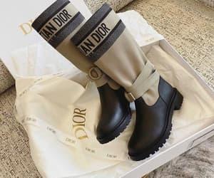 dior, Christian Dior, and fashion image