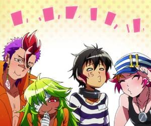 nanbaka, anime, and chibi image