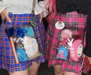accessories, bags, and cinnamoroll image