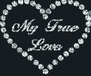 bling, diamonds, and true love image