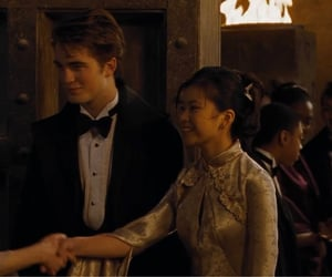 cedric diggory and harry potter image