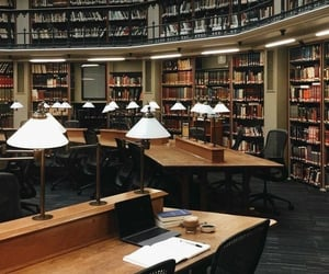 inspiration, library, and school image