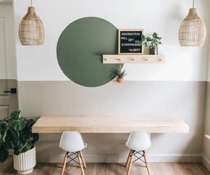 green, inspiration, and decore image
