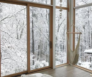 snow, aesthetics, and home image