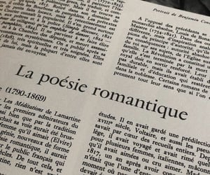 book, aesthetic, and french image