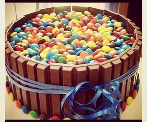 chocolate, cake, and diy image