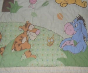 softcore, winnie the pooh, and babycore image
