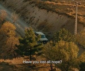autumn, car, and hope image